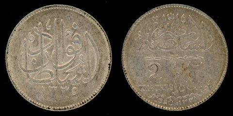 Egypt Two Piastres