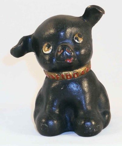 Hubley Cast Iron Puppy