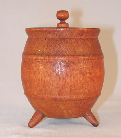 Mini Wood Barrel