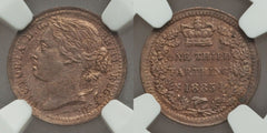 Queen Victoria 1/3 Farthing