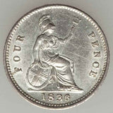 Great Britain Four Pence