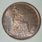 Great Britain Half Penny Queen Victoria