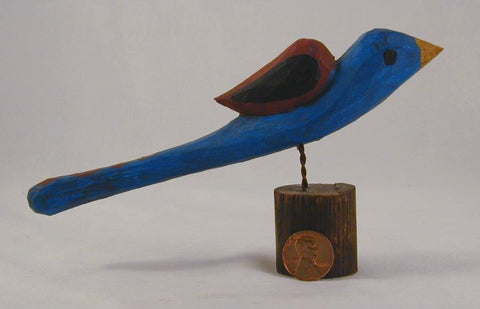 Phillip Gottshall Wooden Bird
