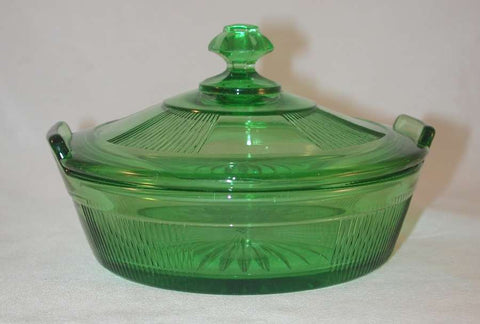 Heisey Covered Dish