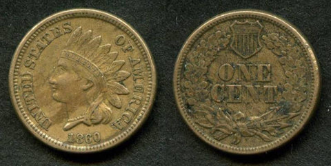 Indian Head Small Cent