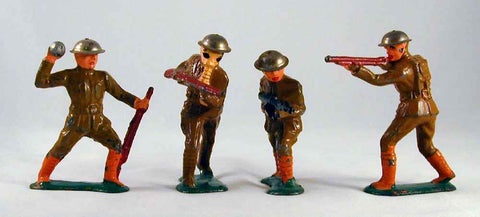 World War 1 Action Figures