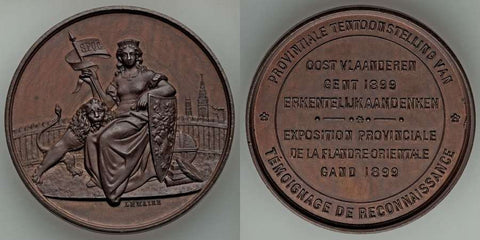 Exposition East Flanders Medal
