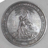 1876 Silver Medal So Called Dollar Commemorate American Independence Centennial