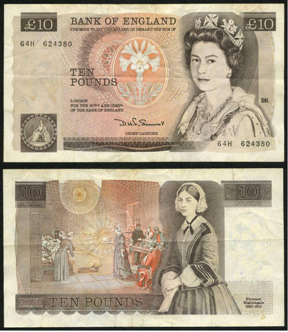 Great Britain Ten Pounds