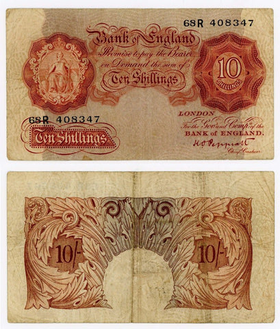 Great Britain Ten Shillings