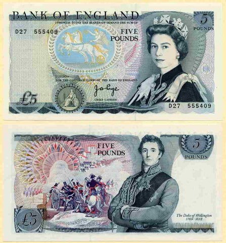 Great Britain Five Pounds