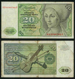 Germany 20 Mark
