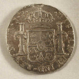 Peru Eight Reales