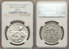 Portugal One Escudo