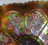 Fenton Carnival Glass Bowl