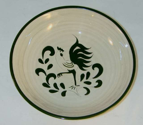 Pennsbury Pottery Rooster Bowl