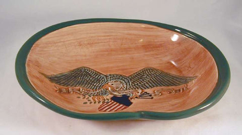 Pennsbury Pottery Eagle Bowl