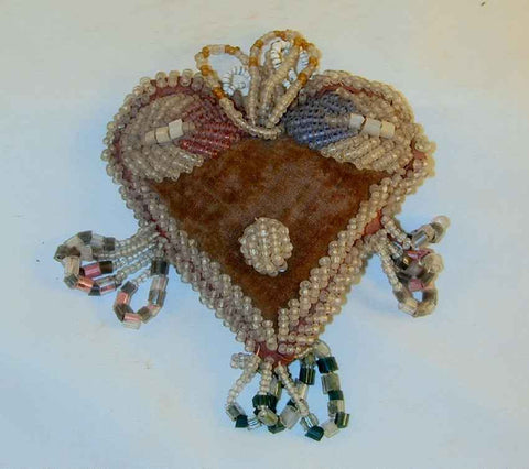 Beaded Pincushion