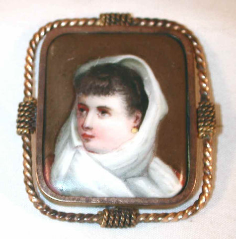 Miniature Brooch