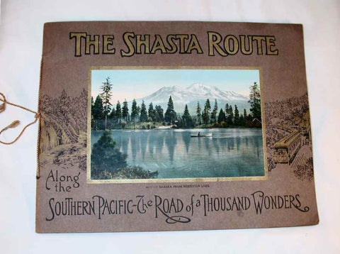 Shasta Route Guide Book