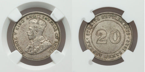 King George V 20 Cent