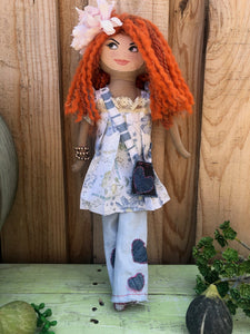 Ginger 'Lottie Rag Doll'