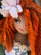 Load image into Gallery viewer, Ginger 'Lottie Rag Doll'