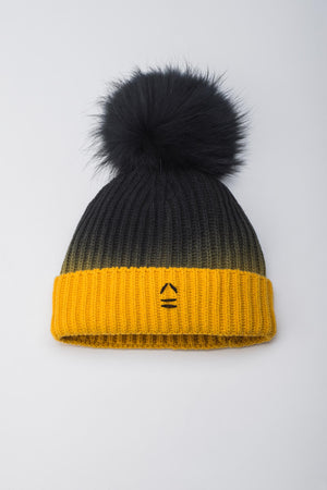 Load image into Gallery viewer, Dreamer Yellow Beanie