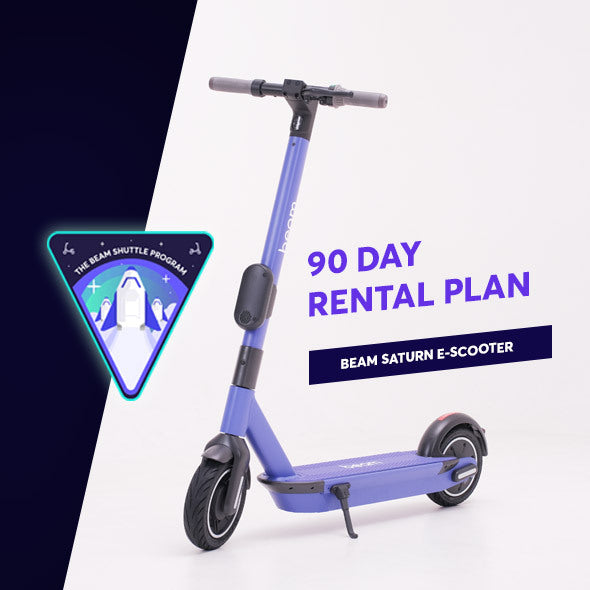 Beam Shuttle 90-Day Rental