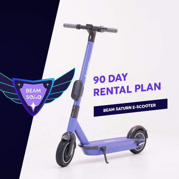Beam Solo 90-Day Rental
