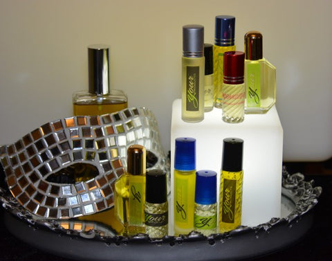 YOUR Fragranced Body Oils