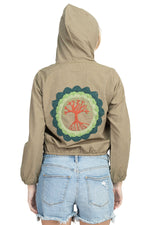 Tree of Life Bomber Jacket