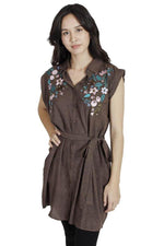 Flower Power Serious Shift Dress