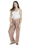 Gypsy Yogi Boho Skirted Festival Wrap Pants