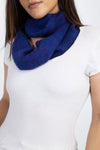 Women's soft Infinity Winter scarf