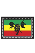 Lion of Judah Rasta Sarong Multi-Way Wrap