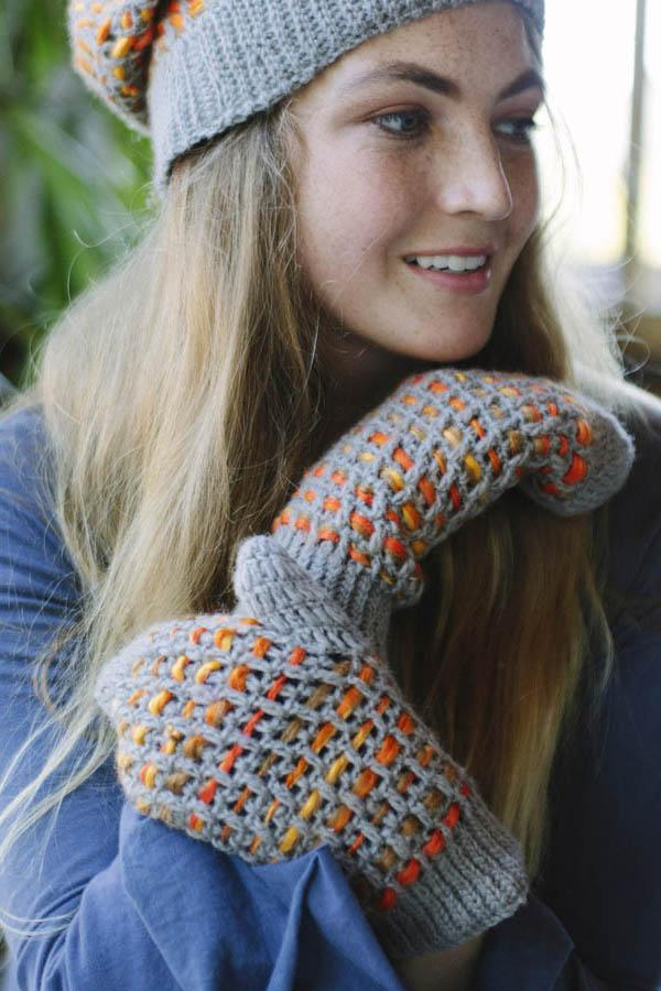 Autumn Vibes Winter Gloves