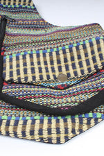 Multi Jacquard Harness Bag