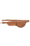 Leather Hip Belt Two Pkts