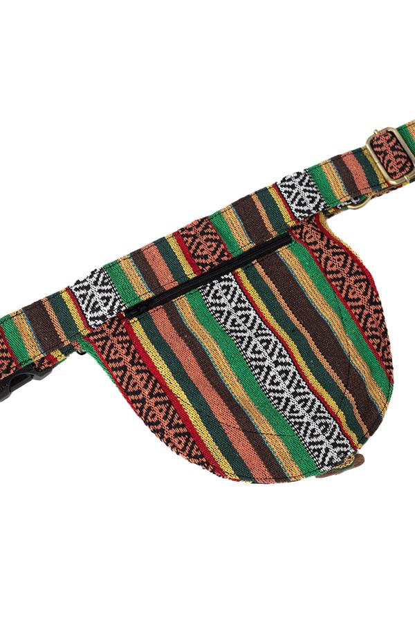 Rasta Hemp Belt bag
