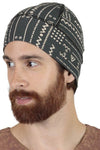 Organic Cotton Fleece Winter Beanie