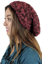 Good Vibes Colorblend Slouchy Beanie