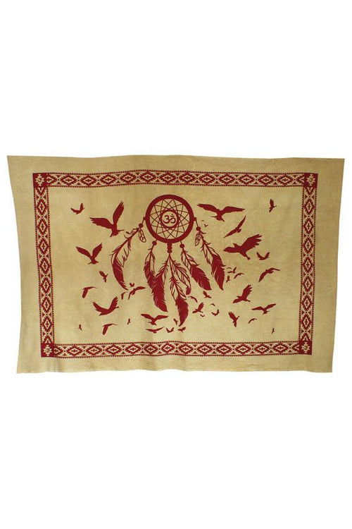 Navajo Dream Catcher Tapestry Wall Hanging