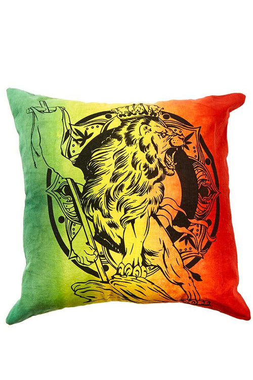 Rasta Cushion Cover