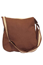 Hemp Blend Hamasa Namaste Messenger Bag
