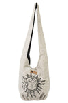 Harmonious Higher Being Cotton Buddha Bag