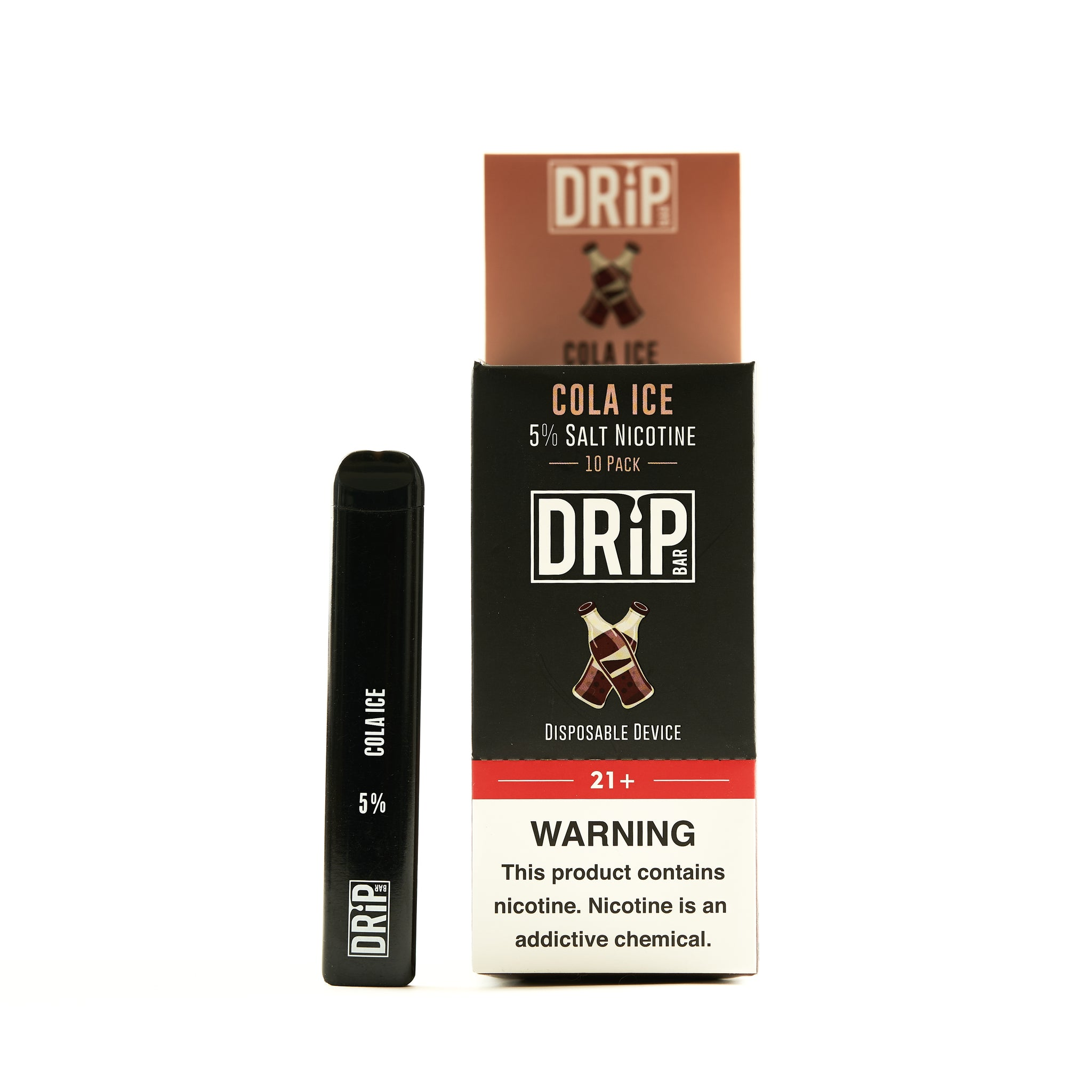 DRIP BAR - COLA ICE