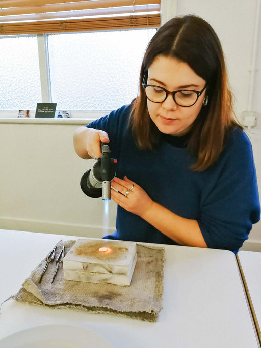 Silver Clay Jewellery Making Class with Becca Macdonald