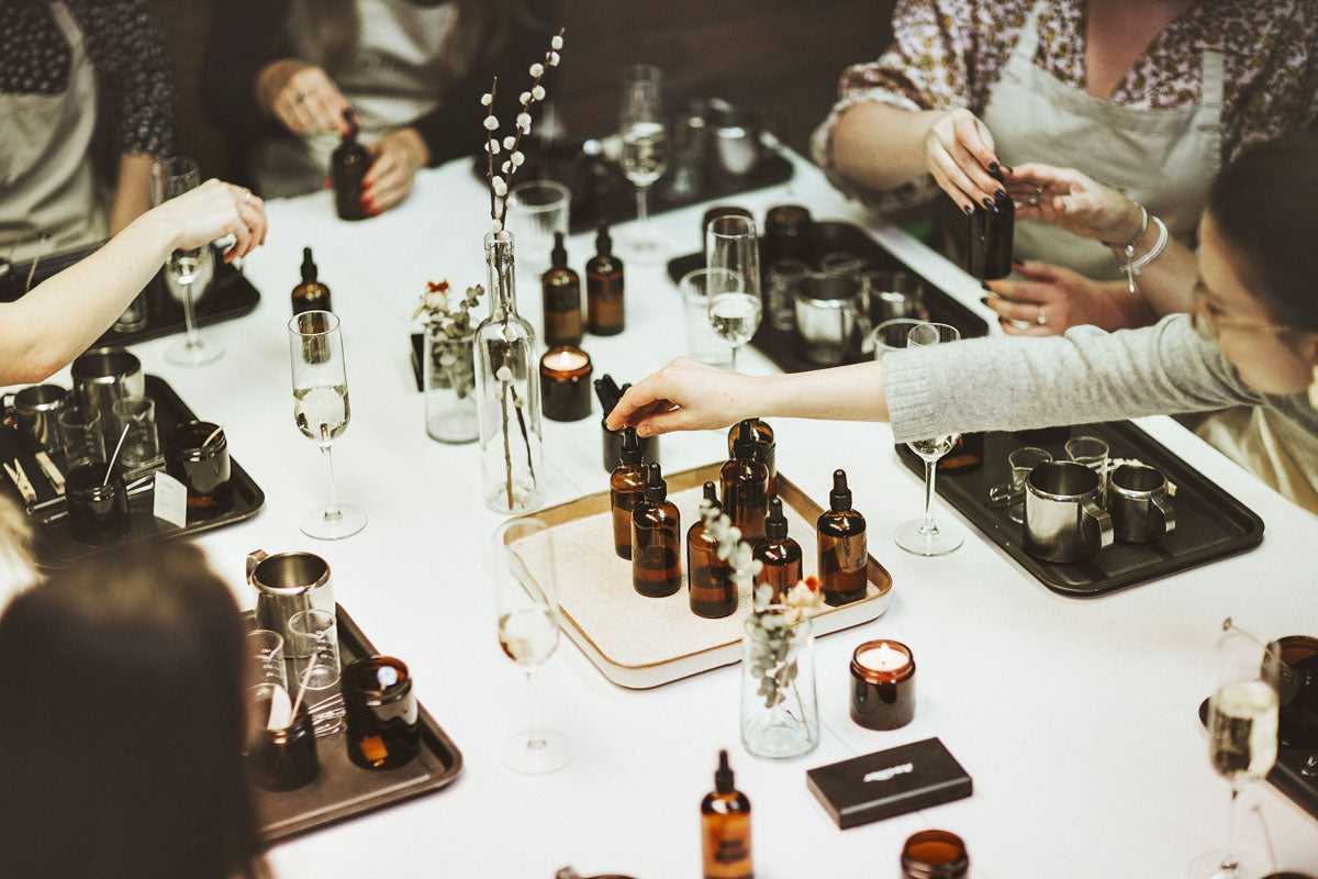 Soy Candle Making Workshop | Today Studio