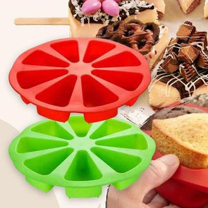 Triangle Silicone Cake Mold